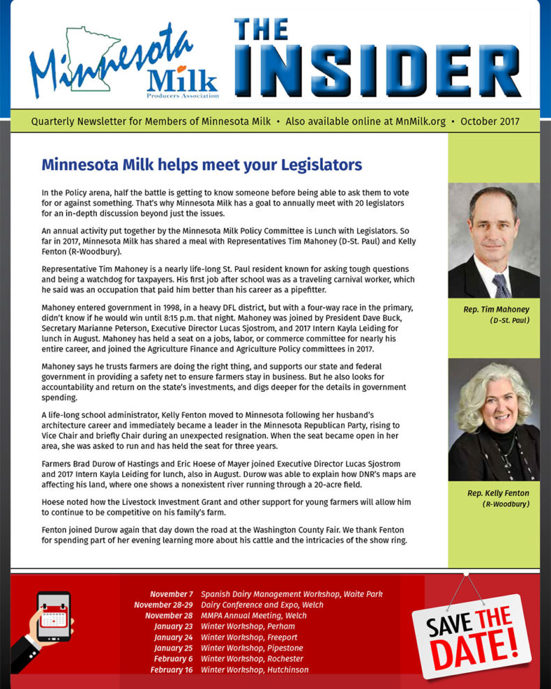 2017-10-MMPA Insider Newsletter-Cover